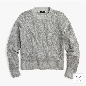 J.Crew super cozy mockneck sweater